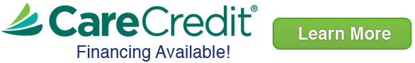 CareCredit logo and button