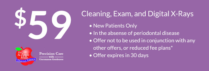 dental cleaning and exam coupon